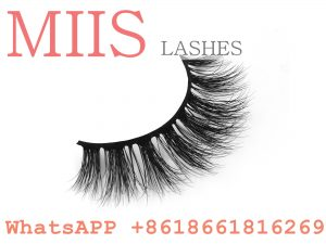 supplies and customizes 3d mink false strip lashes