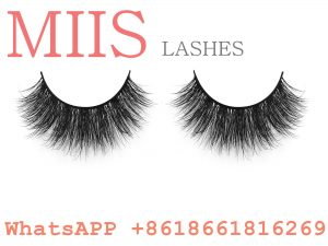 lovely and premium 3d real mink lashes