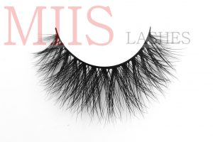 clear band 3d mink fur eyelashes free sample