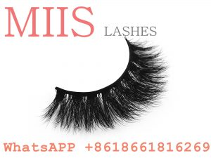 color fur mink lashes